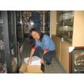 006 Helen Unpacking