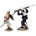 BR27054 Naval Brigade and Mahdist LE