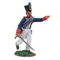 BR36076 French Fusilier Officer
