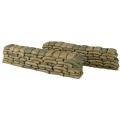 BR51020 Sand Bag Walls