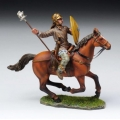 ABC001 Mounted Celt with ornate spear