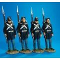 ACWM-01N US Marines 4 Figures Standing