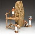AE047 Mummy's Statue
