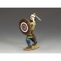 AG025 Persian fighting swordsman