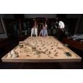 Lighthorse diorama
