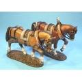 BAL-03 Cart Horses