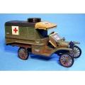 BCG01 Ford Model T Ambulance