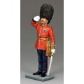 CE002 Coldstream Guards Saluting Officer