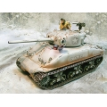 CS000588W Sherman M4A1 Winter