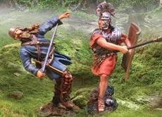 CS000634 Roman Attacking Celt