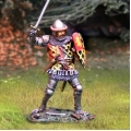 CS000676 English Knight Sword Wielder