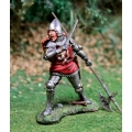 CS00797 Man At Arms 2 w/halberd
