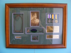 007 WW1 Frame MC set