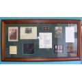 006 WW1 Medal Re-Frame