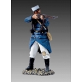 FFL019B Standing Firing kepi without havelock