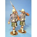 GDH09 Gordon Highlanders Marching