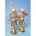 GDH09 Gordon Highlanders Marching