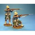 GDH06 Gordon Highlanders Firing