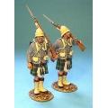 GDH07 Gordon Highlanders Standing