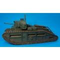 GWB04 British Medium Mark C tank Ltd Ed of only 150