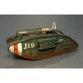 GWB06 Mark V tank female version