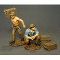 GWB22 Tommies unloading supplies #2