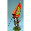 JR11 Highland Standard bearer No 3