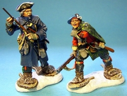 JJClub05 Pre Order 2 British Officers