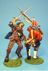 JR16 Highlander with Grenadier