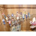 Shop07 Club Figures in Cabinets K&C Shop