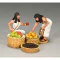 AE044 Fruit Seller set