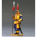 IC012 Standing Guard with Spear