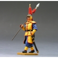IC013 Marching Guard with Spear