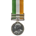 MEDA2F King's South Africa Medal Boer War Full Size