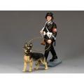 LAH154 SS Dog Handler