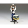 LAH162 Kriegsmarine Kettle Drummer
