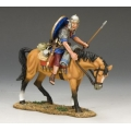 LOJ019 Mounted Auxiliary Standing Horse