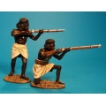 MAD06 Beja Warriors with rifles