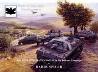 PWW2Arm1 Michael Wittmanns Stug III in the Balkans by Barry Spic