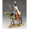 NE028 Camel Cavalier w/Musket