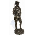 NAK01 Naked Army Andy Light Horse Trooper 1915