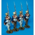 PFL07N 4 Fusiliers Marching #3B 66th Line Company