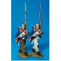 PFL08D Wounded Fusilier Marching, 2 figs