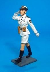 PLA02 PLA female Navy cadet officer