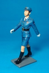 PLA03 PLA female Air Force cadet