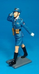 PLA05 PLA female Air Force cadet officer