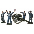 "BR31264 ""We Hit 'em Boys!"" Confederate Parrott Gun Set"
