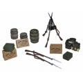 BR31268 Civil War Encampment Accessory Set