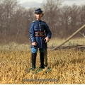BR31302 Federal Captain George Armstrong Custer