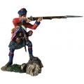 BR16055 Pre Order British 42nd Royal Highland Regiment Firing